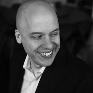 Lev Grossman, Photo by Elena Siebert